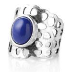Esprit ornamental metal ring