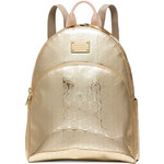 Michael Kors dámský batoh signature logo MK pale gold