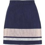 Topshop Modern Stripe Skirt