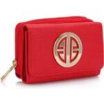Dámská peněženka Ruth 1052A červená