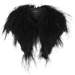 Topshop **Premium Feather Cape