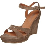 Pier One Plateausandalette brown