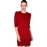Galvanni Dámské šaty GLVWW1768091_DARK RED