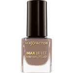 Max Factor Č. 21 - Soft Toffee Effect Mini Nail Polish Lak na nehty 4.5 ml