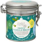 English Tea Shop Dárková kolekce BIO Sladký vanilkový chlebíček - sypaný čaj v plechovce 100 g