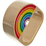 Me & Zena RAINBOW Ring gold/rainbow