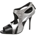 Diego Dolcini High Heel Peeptoe dark grey