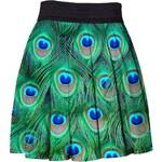 Mr. GUGU & Miss GO Skirt Peacock