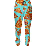 Mr. GUGU & Miss GO Sweatpants Pizza