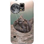 Mr. GUGU & Miss GO iPhone/Samsung Case Laser Cat