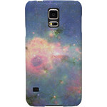 Mr. GUGU & Miss GO iPhone/Samsung Case Green Nebula