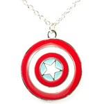 JewelsHall Kapitán Amerika štít Avengers