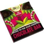 LIFEFOOD Čokoláda LifeFood tangy raspberry 35g