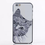 Kryt s kočkou iPhone 6