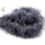 Boa - labutěnka 35 g délka 2 m (1 ks) - 4 šedá Stoklasa
