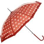 Susino Heart Umbrella Red/Black N