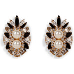 Shourouk Crystal Lady Earrings