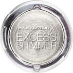 Max Factor 5 Cryksal Excess Shimmer Eyeshadow Oční ksíny 7 g
