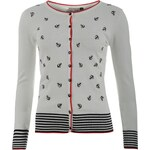 Banned Embroidered Cardigan Ladies, anchor