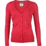 Lee Cooper Essential Cardigan Ladies, pink