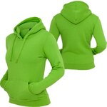 Urban Classics Ladies Hoody Women Hoodie Neon Green