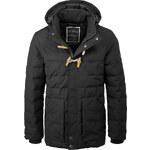 Esprit duffle coat style down jacket