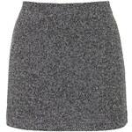 Topshop TALL Herringbone A-Line Skirt