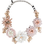 sweet deluxe Statement-Kette ANNEROSE rosa