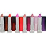 Maybelline Color Sensational Lipstick 4ml Rtěnka W - Odstín 240 Galactic Mauve
