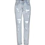 MINKPINK Boyfriend Jeans im Destroyed Look