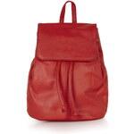 Topshop Mini Leather Backpack