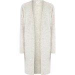 Holy Long-Cardigan mit offener Vorderseite