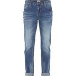 Jake*s Boyfriend Jeans mit Used-Effekten