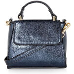 Topshop **Blue Crackle Bag by Skinnydip