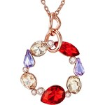 Saint Francis Crystals Dámský náhrdelník 60221545