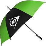 Deštník Dunlop Single černá/zelená