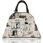 Dara bags Moony Loony Big no.59 I love Paris