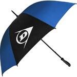 Deštník Dunlop Single černá/modrá