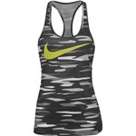 Sportovní tílko Nike Pro Graphic dám. černá/bílá S