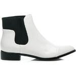 BESTELLE Lakované podzimní boty S-226W / D3-L44