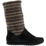 Burnetie Kozačky Socks Boots Burnetie