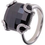 Caï Ring schwarz