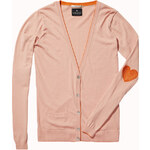 Maison Scotch Basic Cardigan Blush 1