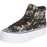 Vans SK8HI PLATFORM Sneaker high studdes black/washed cord