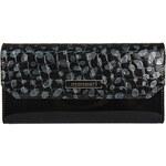 Dámská kožená peněženka Monnari 0151 - černá