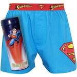 REPRESENT Trenky Represent Superman blue
