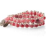 Esprit acrylic bead bracelet