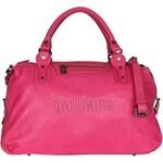 Galliano Dámská kožená kabelka YRDBLA_80759_pink 524