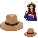 Lesara Fedora-Hut mit Zierschleifenband