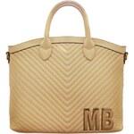 Kvalitní dámská kabelka Mia Bag - víc barev, Barva zlatá